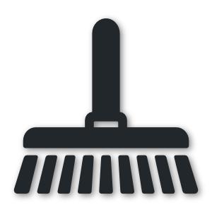 Scrubbing hard floors
